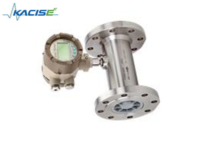 Anti Corrosive Turbine Type Flow Meter High Accuracy Low Power Consumption